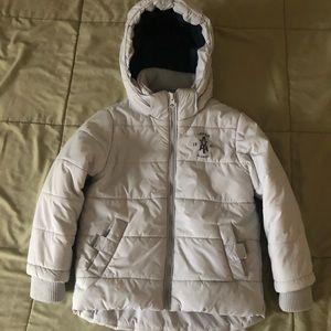 Toddler Boys Winter Coat